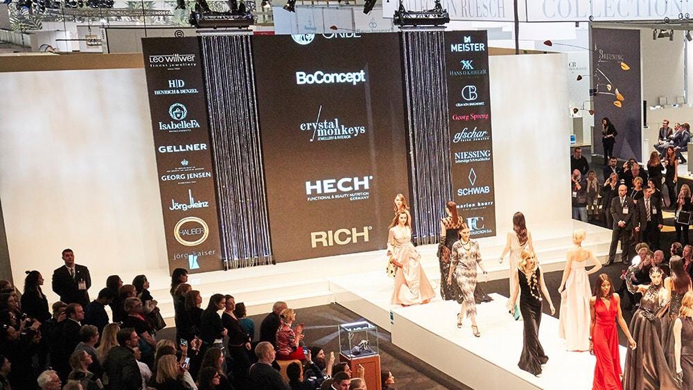 HECH实力赞助慕尼黑国际珠宝展