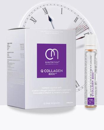 赫熙Q8000胶原蛋白肽口服液